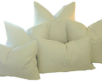 Where to buy feather cushions inserts