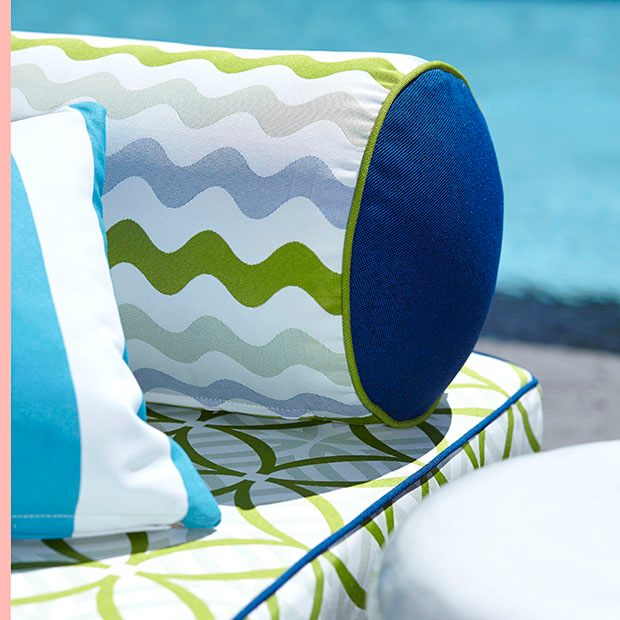 Why Buy Custom Made Chair Cushion Covers